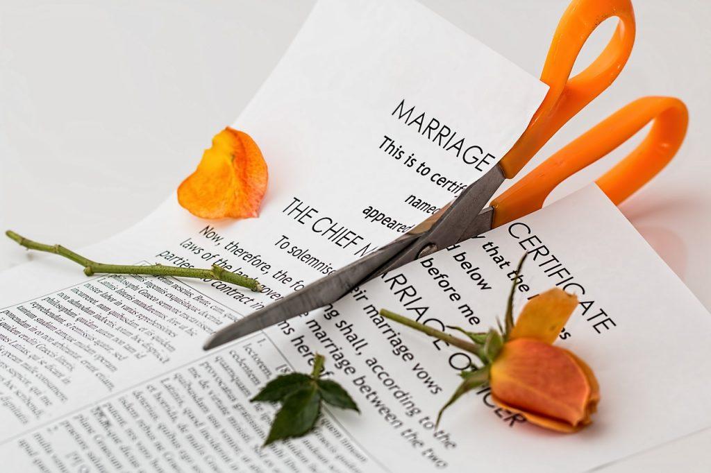 Comment annuler un mariage